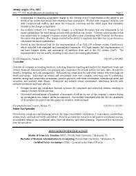 Sample Resumes For Professionals by Tax Director Sample Resume Professional Resume Writing Services