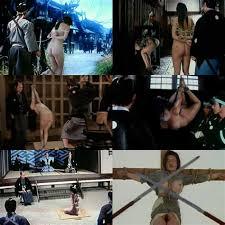 江戸時代女囚緊縛 折檻 拷問|