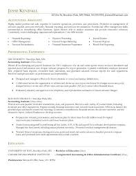Sample Bookkeeping Resume by Examples Of Accounting Resumes Entry Level Staff Accountant