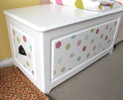 Plans For Making Toy Box by Diy Toy Box Makeover Turn That Toy Box Frown Upside Down