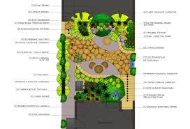 ambience garden design plans