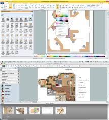 home design building drawing tools design element u2014 office layout