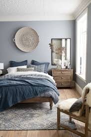 Navy Blue Wall Bedroom Blue Bedroom Walls Daily House And Home Design