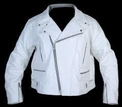 men s moto jacket arrow white leather motorcycle jacket mens