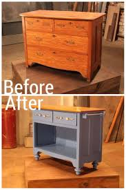 Kitchen Cart Ideas Before And After Images From Hgtv U0027s Flea Market Flip Cottage