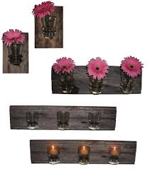 Recycle Home Decor Ideas Wall Sconces Vases Living Room Designs For Home