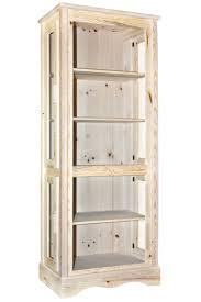 Oak Curio Cabinet Curio Cabinet Unfinished Curio Cabinet Kits Woodnished Furniture