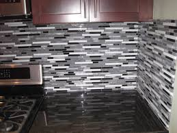 Kitchen Tiles Designs by Slate Mosaic Brown Rusty Kitchen Backsplash Kitchen Glass Tiles