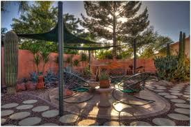 desert backyard landscape ideas desert backyard landscaping