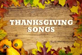 thanksgiving reason for its celebration the 20 best thanksgiving songs