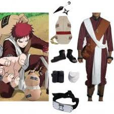 Gaara Cosplay Costumeclass=cosplayers