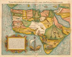 Map Of Europe And Africa by Africa Mapped How Europe Drew A Continent News The Guardian
