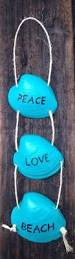 39 best beach chimes images on pinterest sea shells wind chimes