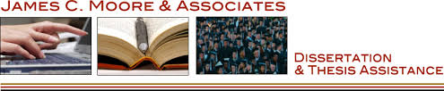 Dissertation Help and Assistance  Thesis Help and Assistance J C  Moore Ph D  and