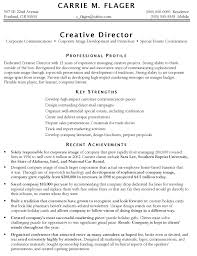 Resume Template  Resume Objective For Marketing Position For Creative Director With Recent Achievements  Resume     AngkorriceSpirit