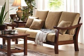 Simple Wooden Sofa Sets For Living Room Google Search Decors - Solid oak living room furniture sets