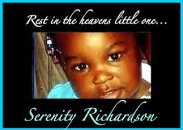Serenity Richardson beat to death