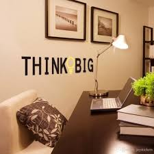 vinyl wall stickers quotes think big removable decorative decals vinyl wall stickers quotes think big removable decorative decals for home decor wall sticker decal mural