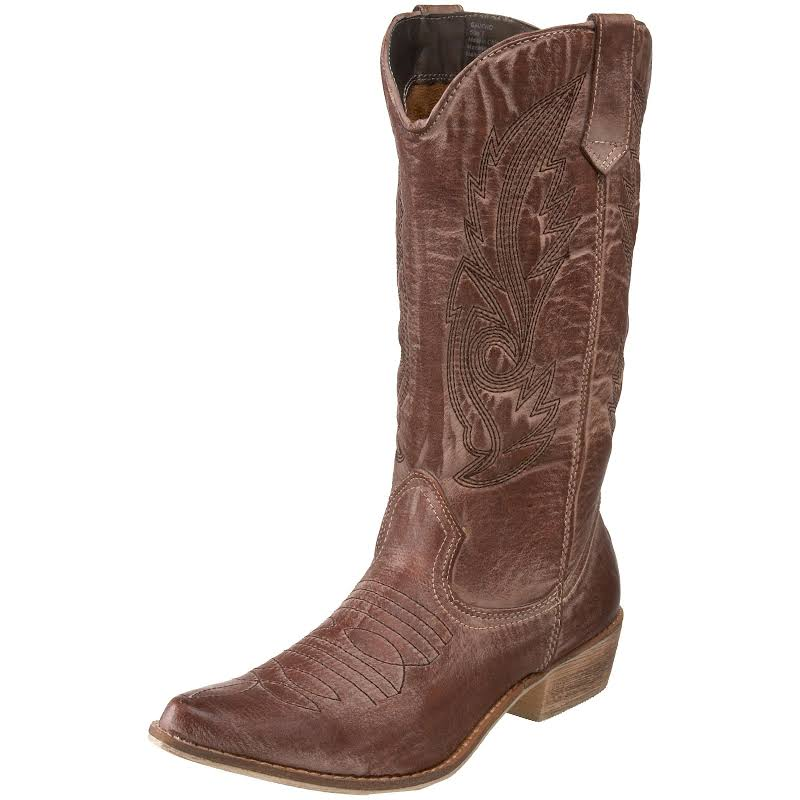 Coconuts By Matisse Gaucho Boot,Brown,9.5