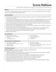 Sample Resume Objectives When Changing Careers by Resume Objective Examples How To Write A General Stateme Splixioo