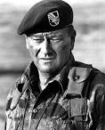 John Wayne 1972.jpg. in The Green Berets (1968)
