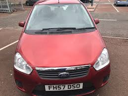 2007 ford focus c max style mpv 1 8l 5 door hatchback manual