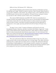 personal reflective essays examples midwifery dissertation recogida de heces analysis essay
