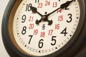 bauhaus workshop wall clock from siemens halske 1930s for sale at