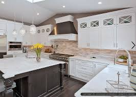White Subway Tile Backsplash Ideas by Marble Backsplash Ideas Mosaic Subway Tile Backsplash Com