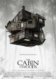 ver the cabin in the woods
