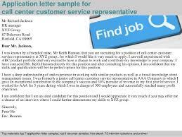 Examples customer service letters Teodor Ilincai Sample Cover Letter For  Service Representative customer service lbartman com