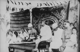 File Gandhi and Sadar Patel Bardoli Satyagraha jpg