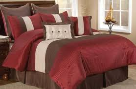 Red King Comforter Sets Bedding Set Charm Shocking Gorgeous Amazing Black And Blue