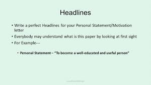 If you try to write a psychology graduate school personal     Pinterest How to write a personal statement about yourself for a cv