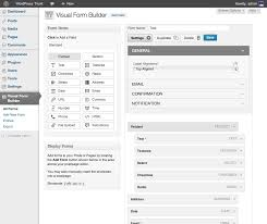 visual form builder u2014 wordpress plugins
