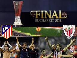 Final Liga Europa Atletico Madrid vs Athletic Bilbao
