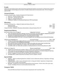 Profile Section Of Resume Examples by Career Services At The University Of Pennsylvania