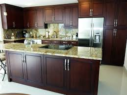 Dark Stained Kitchen Cabinets How To Stain Kitchen Cabinets Darker Of Gorgeous Colors For