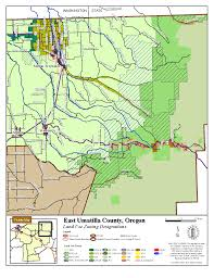 Maps Oregon by Umatilla Co Planning Gis