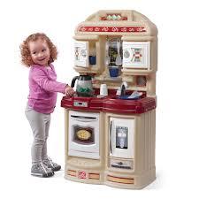 cozy kitchen kids play kitchen step2