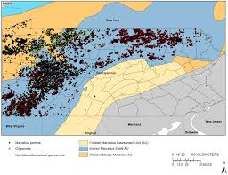 Map Of Pennsylvania And New Jersey by Environments Free Full Text Landscape Disturbance From
