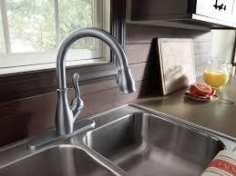 faucet faucet square kitchen faucet one hole kitchen faucet with