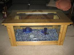 Coffee Tables For Sale by Best 25 Fish Tank Coffee Table Ideas On Pinterest Amazing Fish
