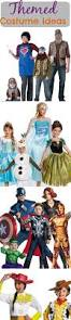 Group Family Halloween Costumes by Themed Halloween Costume Ideas Group Family Halloween Costumes