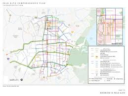 Stanford Shopping Center Map Open City Hall Transportation Draft Element Yours