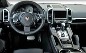 Porsche Cayenne Inside - porsche cayenne 2012