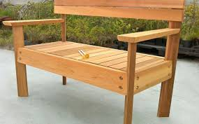 Basic Wood Bench Plans by Bench Hpim0277 Jpg How To Make A Wooden Bench Gratify Free