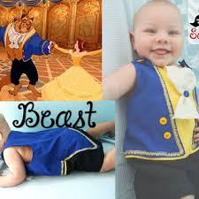 Halloween Costumes Infants 3 6 Months Disney Beauty Beast Beast Inspired Jonjon