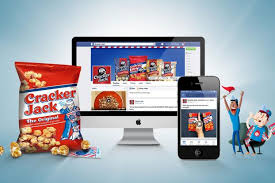 The Best In Advertising  Design  amp  Digital   Creativity Online  Cracker Jack Cracker Jack  Social Campaign