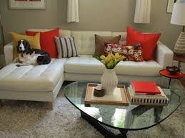 Modern Room Nuance Furniture Bright Room Nuance With Curved Sofa Design At Elegant
